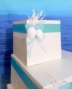 scatole porta bomboniere tema mare