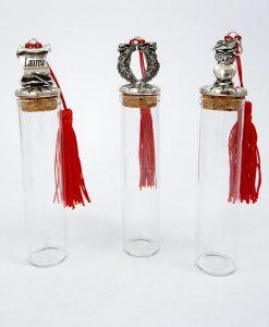 tubo-portaconfetti-vetro-gufo-corona-pergamena
