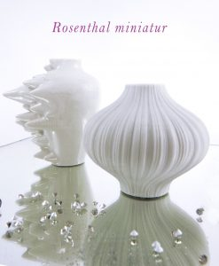 Bomboniera miniatura vaso fast rosenthal con fiocco di for Vaso fast rosenthal