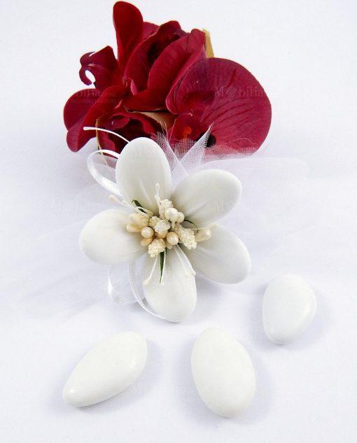 confetti di sulmona nuvoletta bianca per bomboniere