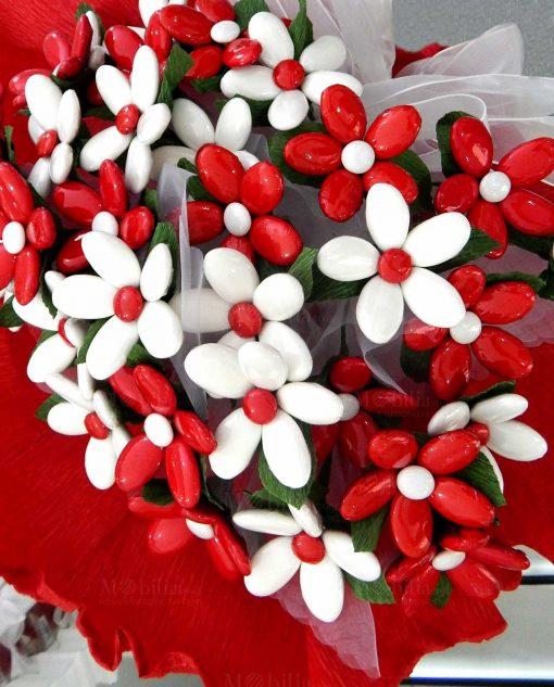 fiore di confetti di sulmona per laurea