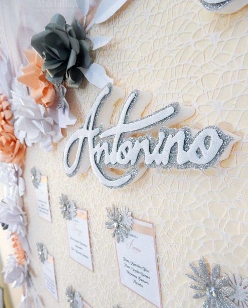 tableau mariage personalizzato