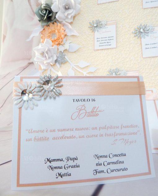 tableau matrimonio personalizzati