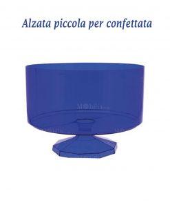contenitore per confeffata piccolo blu