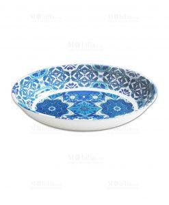 piatto da portata per riso in melamina