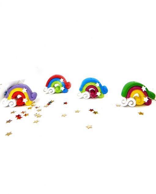 arcobaleno magnete colori assortiti