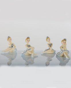 ballerine sedute 4 posizioni diverse