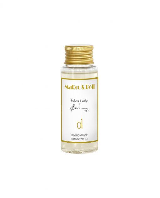 fragranza diffusori per ambienti famiglia olfattiva orientale speziato da 50 ml baci milano