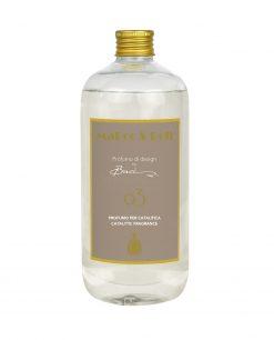 fragranza per diffusori catalitici famiglia olfattiva orientale speziato 500 ml baci milano