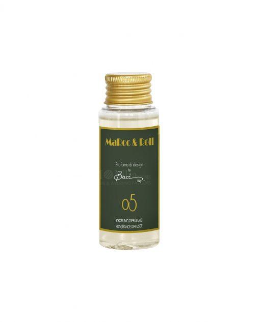 fragranza per diffusori famiglia olfattiva legnosa da 50 ml baci milano