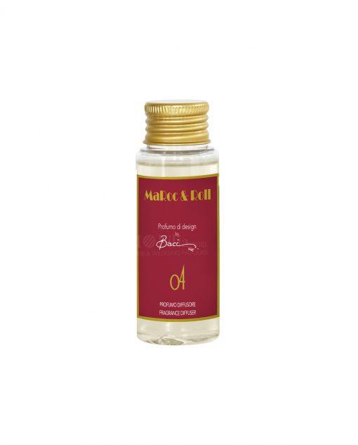 fragranza per diffusori famiglia olfattiva orientale da 50 ml baci milano