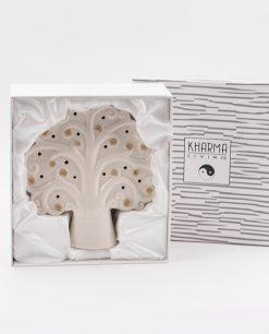 lampada albero della vita con scatola