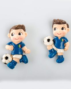 magnete bambino calciatore