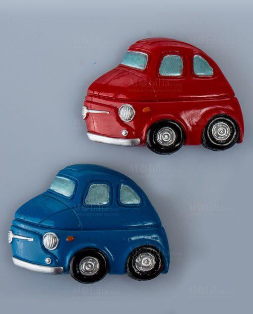 magnete macchina 500 colorati