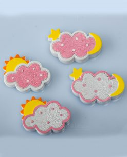 magnete nuvolette rosa