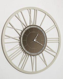 orologio da parete modello big lux colore avorio arti e mestieri
