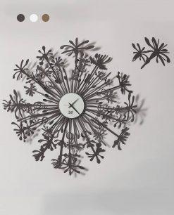 orologio modello soffione composto da due elementi colore ardesia artie emstieri