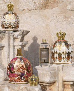 profumatore bottiglia catalitica royal family baci milano