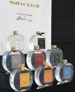 ricarica per profumatori varie fragranze da 250 ml baci milano