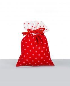 sacchetto-cotone-rosso-con-pois