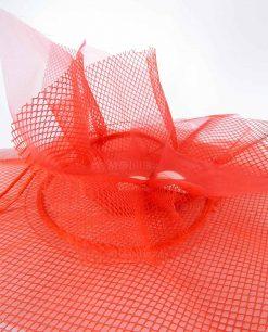dettaglio sacchetto rete rosso