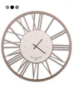 orologio modello big grande colore beige arti e mestieri