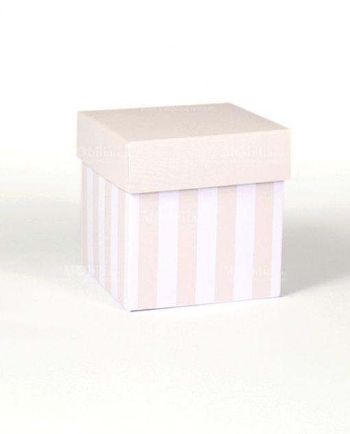 scatola piccola per bomboniera sabbia