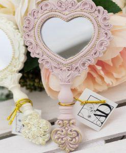 specchietto rosa linea princess ad emozioni