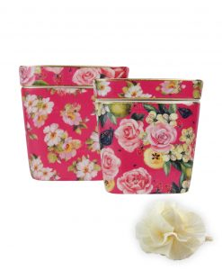 vasetto profumatore giardino rosa baci milano mini bouquet