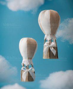 mongolfiera piccola ongolfiera grande linea wind ad emozioni