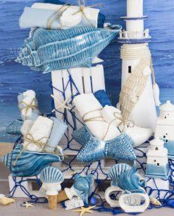oggettistica porcellana linea oceano foto ambientata ad emozioni