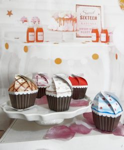 scatolina cupcake portaconfetti 1