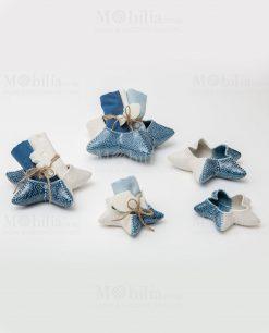 stella marina porcellana bicolore linea oceano ad emozioni