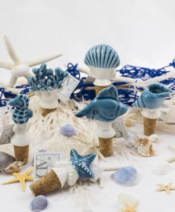 tappi ceramica assortiti ceramica bicolore linea oceano ad emozioni