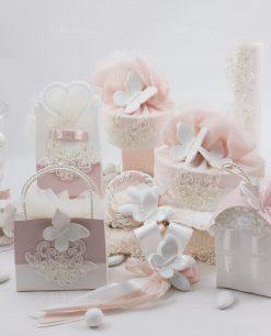 borsetta con farfalle porcellana rdm design linea forever