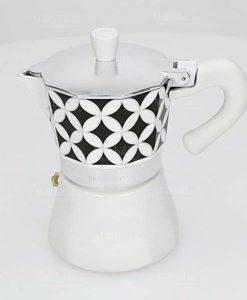 caffettiera 3 tazze collezione alhambra brandani