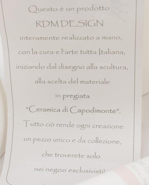 certificato di autenticità linea forever rdm design