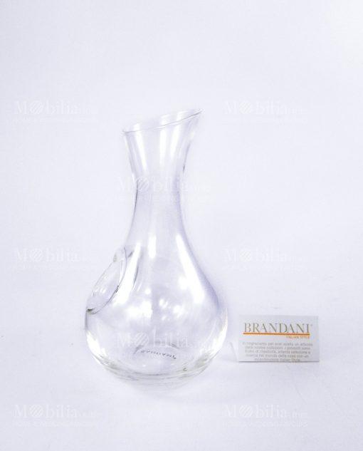 decanter mini bolla certificato di garanzia brandani