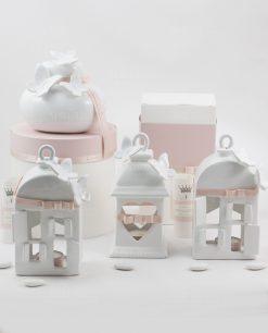 lanterne e profumatore porcellana capodimonte linea forever rdm design