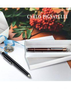 penne con scatola linea omero carlo pignatelli