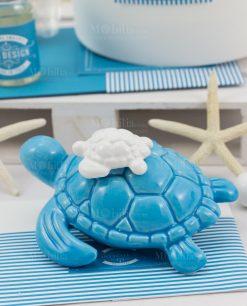 profumatore ambiente tartarughe porcellana capodimonte linea oceano rdm design