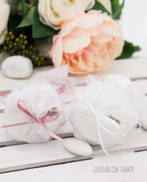 sacchetti ombrellini grande e piccolo retro con tirante ad emozioni