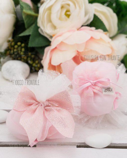 sacchetto rosa linea princess ad emozioni
