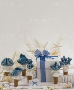 tappi ceramica confezione basic linea oceano ad emozioni