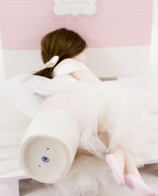 bambolina con base linea prima ballerina rdm design