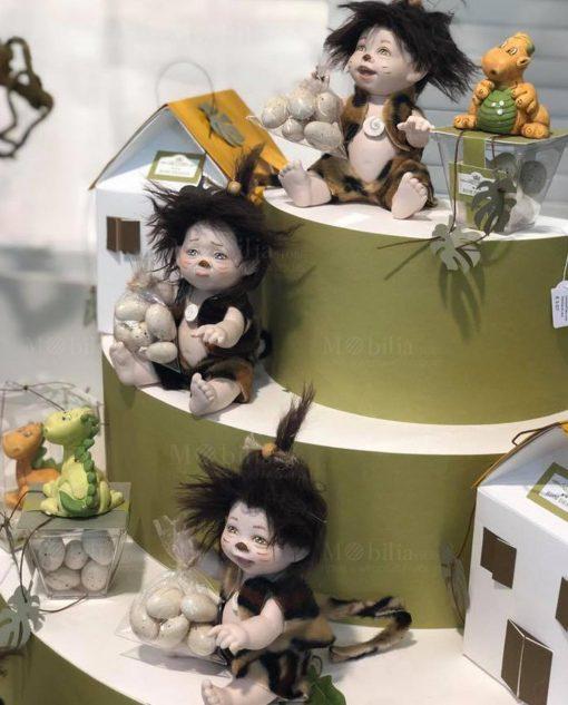 bamboline e draghetti linea gli antenati rdm design