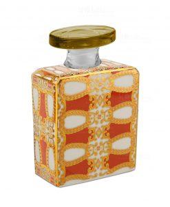 bottiglia 375 ml quadrata linea gold modello alanis baci milano
