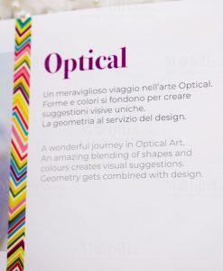 certificato autenticità art collection linea optical emò italia
