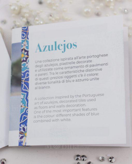 certificato autenticità linea azalejos emò italia