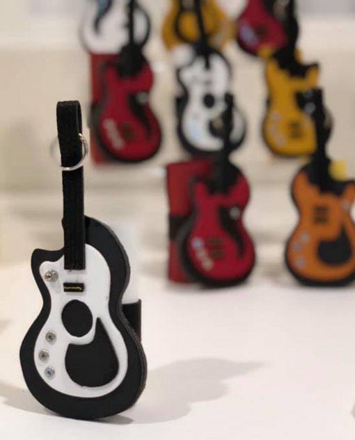 chitarra similpelle linea music rdm design